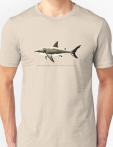Carcharodon carcharias II Unisex T-Shirt