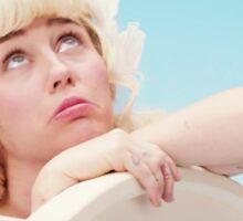 Miley #BBTALK Sticker