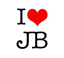 I Love JB by Katarinaamaria