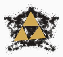 Triforce by ArexTheCat