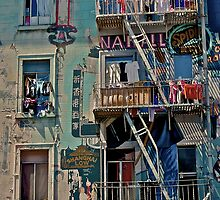 Chinatown / North Beach, San Francisco by Scott Johnson