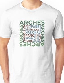 Arches National Park Unisex T-Shirt