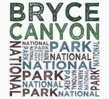 Bryce Canyon National Park Kids Clothes