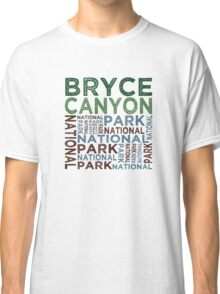 Bryce Canyon National Park Classic T-Shirt