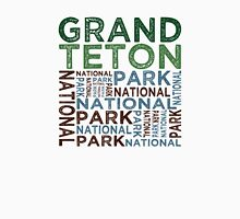 Grand Teton National Park Unisex T-Shirt