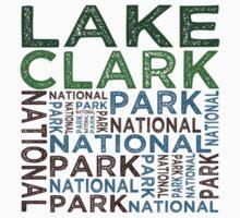 Lake Clark National Park One Piece - Short Sleeve