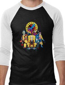 eXpress Men Men's Baseball ¾ T-Shirt