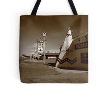 Route 66 - Tucumcari, New Mexico Tote Bag