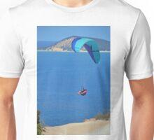 Rainbow Beach Paragliding Unisex T-Shirt