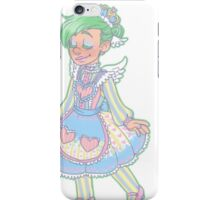 princess ferb iPhone Case/Skin
