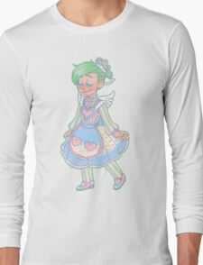 princess ferb Long Sleeve T-Shirt