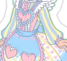princess ferb Sticker