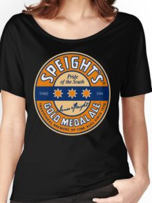 SPEIGHT'S GOLD MEDAL ALE Women's Relaxed Fit T-Shirt
