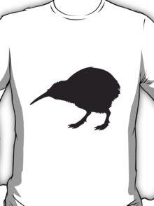 Cute Little Kiwi Bird Design T-Shirt