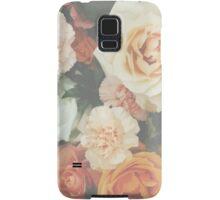 //Flowers// Samsung Galaxy Case/Skin