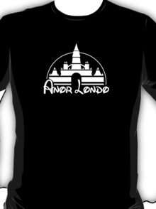 Anor Londo: The Happiest Place on Earth (Alternate) T-Shirt