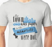 John Green - Paper Towns Quote Unisex T-Shirt