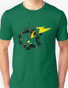 Raichu Splatter T-Shirt