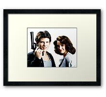 Heathers Framed Print