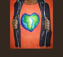 Heart for the world Unisex T-Shirt