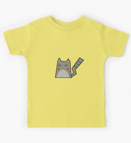 Pikachu Cat Kids Tee