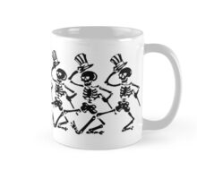 Dancing Uncle Sam Skeletons Mug