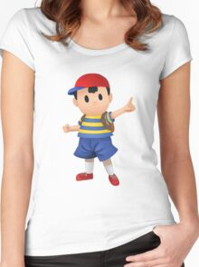 Ness Women's Fitted Scoop T-Shirt