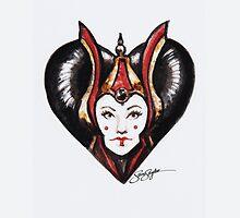 Queen Amidala by samskyler