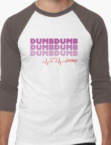 Red Velvet Irene Dumb Dumb Men's Baseball ¾ T-Shirt