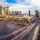 Yarra River & South Bank, Melbourne by melbournedesign