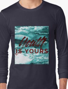 Youth is yours - River Long Sleeve T-Shirt