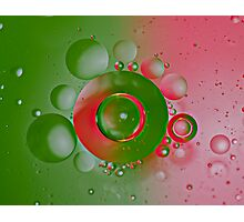 Double Bubble  Photographic Print