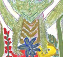 """""""Earth Dragon"""" Sticker"""