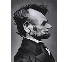 Abraham Lincoln Photographic Print