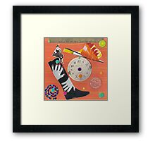 It's Shoe Time! Framed Print
