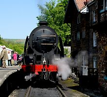 Grosmont, North Yorkshire by English Landscape Prints