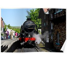 Grosmont, North Yorkshire Poster