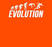Hurdles Evolution - Track and Field Unisex T-Shirt