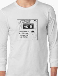 Zero Accident Free Days Long Sleeve T-Shirt
