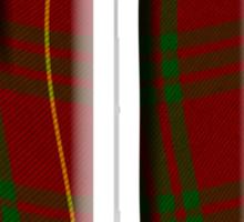 Tartan No - Scottish independence referendum Sticker