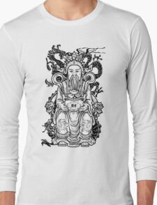 Emperor of the Dragons Long Sleeve T-Shirt