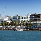 Geelong Waterfront by Hans Kawitzki