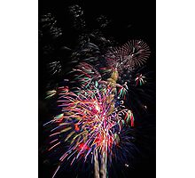 Burswood Chinese New Year Fireworks  Photographic Print