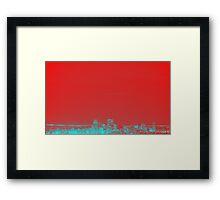 Denver II Framed Print