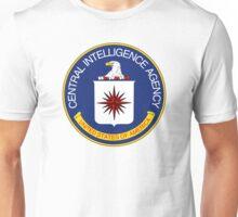CIA Central Intelligence Agency Logo T-Shirt Unisex T-Shirt