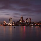 London Lights by Ursula Rodgers Photography