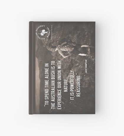 It's Powerfully Reassuring Vertical Hardcover Journal