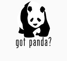 """Panda Bear """"got panda?"""" T-Shirt or Hoodie T-Shirt"""