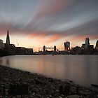 Bermondsey Beach by Ursula Rodgers Photography