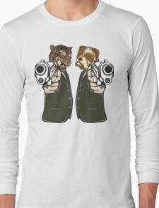 Lock, Stock and Two Smoking Barrels Long Sleeve T-Shirt